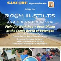 Painting Workshop and Plein Air Activity