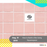 How Build a Site using Squarespace
