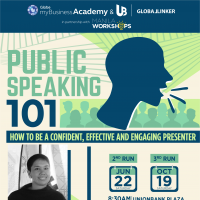 Public Speaking 101 – How to be a Confident, Effective and Engaging Presenter