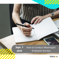 How to Conduct Meaningful Employee Surveys