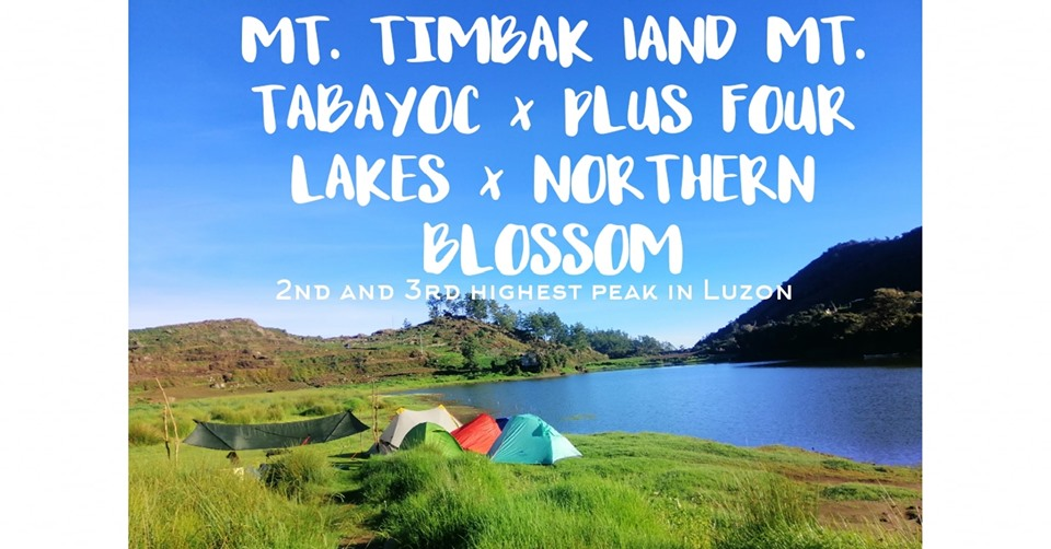 Mt. Timbak and Four Lakes + Northern Blossom