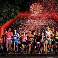 Runrio Trilogy Philippine Marathon 2019