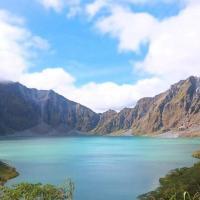 Mt Pinatubo via Inararo Trail