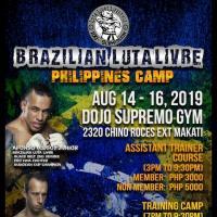 Brazilian Luta Livre Philippines Camp