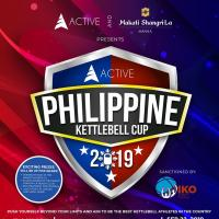 Active Philippine Kettlebell Cup 2019