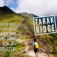 Tarak Ridge Dayhike