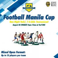 Football Manila Cup