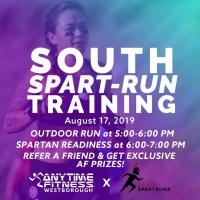 South Spart-Run Training 8/31