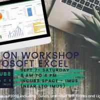 Microsoft Excel Hands-on Workshop