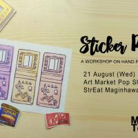Sticker Printing Workshop