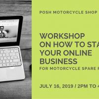 Seminar on How to Start Your Online Business