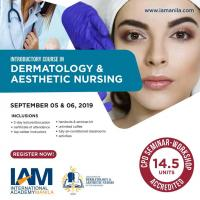 Introductory Course in Dermatology and Aesthetic Nursing