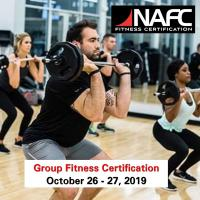 Nafc-Group Fitness Certification