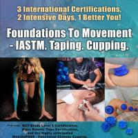 Foundations To Movement: IASTM. Taping. Cupping