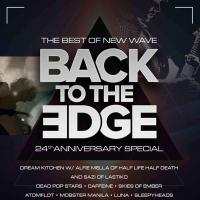 BACK TO THE EDGE 24TH ANNIVERSARY AT THE 70'S BISTRO