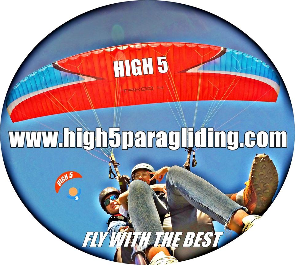 Paragliding around Manila