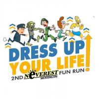 """2nd Team Neverest Fun Run """"Dress Up Your Life"""""""