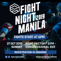 Fight Night Manila 2019