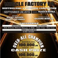 Muscle Factory PH Bodybuilding & Physique Competition