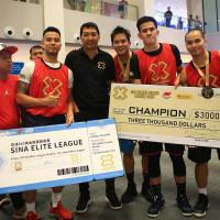 Sina Elite League (SEL) Tour 2019 - Manila