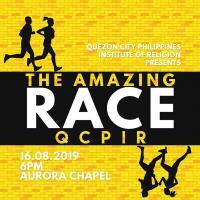 The Amazing Race: QCPIR