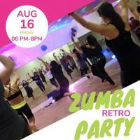 Zumba Retro Party