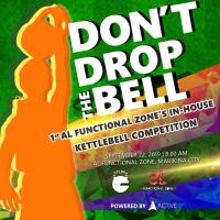 DON'T DROP THE BELL