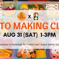 Bento Making Class