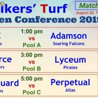 Spikers' Turf 2019 Open Conference