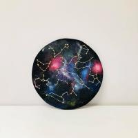 Zodiac Galaxy Painting Workshop