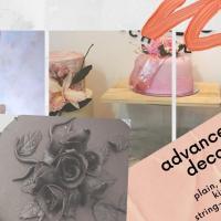 Advanced Cake Decorating (Fondant & Flexible Gum Paste) Workshop