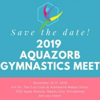 2019 Aquazorb Gymnastics Meet