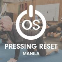 OS Pressing RESET