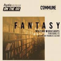 Fantasy Writing Workshop with Dean Francis Alfar
