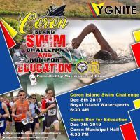 Coron Island Swim Challenge