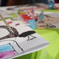 ART for KIDS: AG Saño