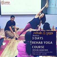 Rehab Yoga: Posture and Alignment