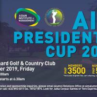 AIM President's Cup 2019