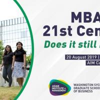 MBA in the 21st Century: Does it still matter?
