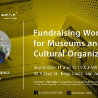Fundraising Workshop for Museums and Cultural Organizations