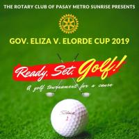 Gov. Eliza Elorde Cup 2019 : Ready, Set, Golf!