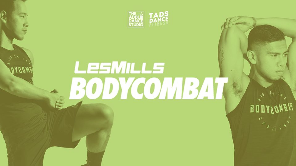 Free Fitness Class - LesMills BodyCombat