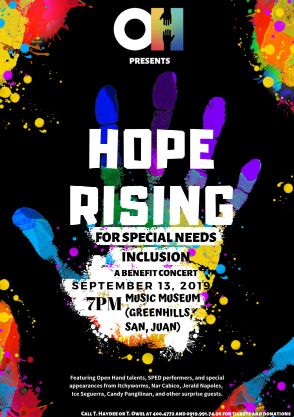 Hope Rising - For Special Needs