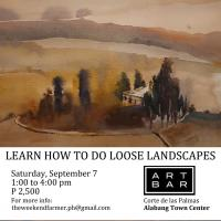 Learn How to do Loose Landscapes