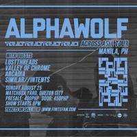 ALPHA WOLF LIVE AT MATCHBOX YARD