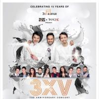 3XV The 15th Anniversary Concert of 3rd Avenue