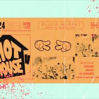 RIOT HOUSE AT BLACK MARKET