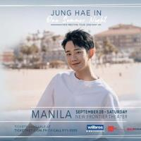 Jung Hae In 'One Summer Night' Fanmeeting in Manila 2019