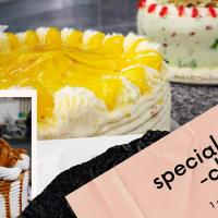 All About Chiffon Cakes Workshop