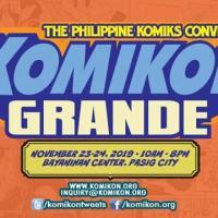 Komikon Grande 2019 (OFFICIAL)